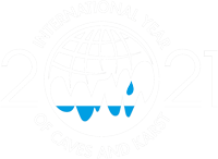 Logo - International Year of Caves and Karst