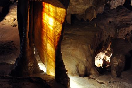 The Na Pomezí Caves