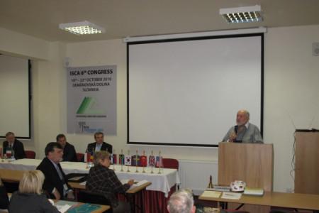 president David Summers is speaking