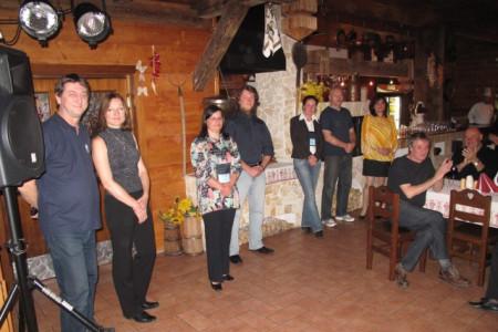 A part of Slovakian Dream Team
