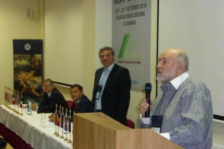 Opening: David Summers, Jozef Hlaváč, Jozsef Nagy, Pavel Bosák