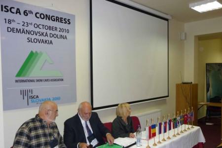 General assembly: André David, Heinz Vonderthann and Renata Marinelli