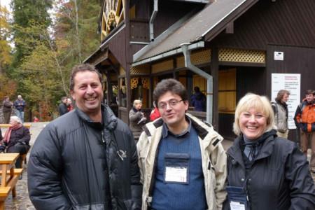 Excursion: Fritz Oedl, Mario Verole-Bozzelo, Yvonne Haberman