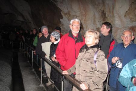 Excursion: Dobsinska Ice Cave