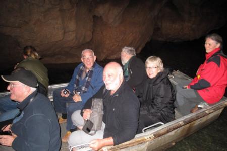 Boat ride in Domica 04