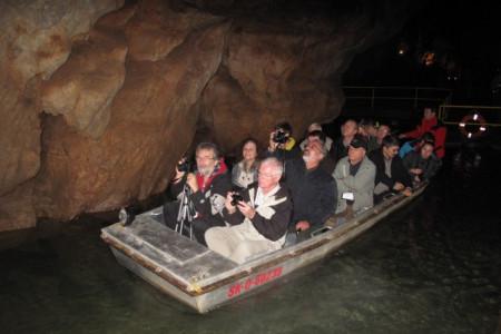 Boat ride in Domica 05