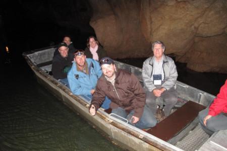 Boat ride in Domica 06