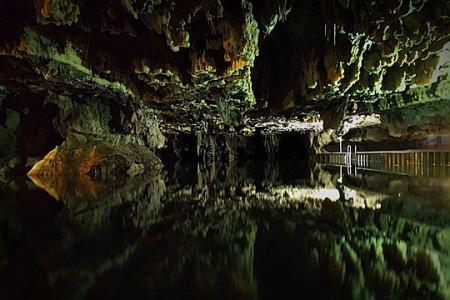 alisadr cave.hamedan.iran