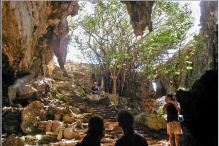 Francois Leguat Cave Reserve