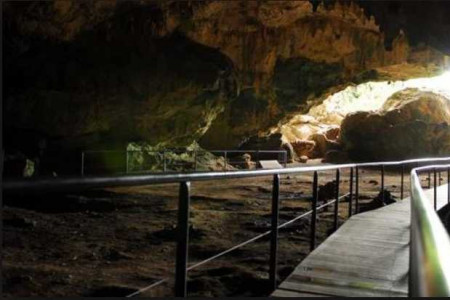 Francois Leguat Grande Caverne